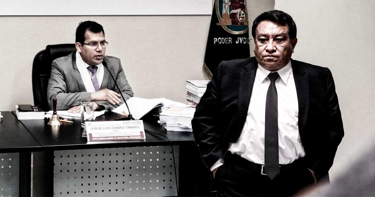 Jorge Chávez Tamariz José Luna