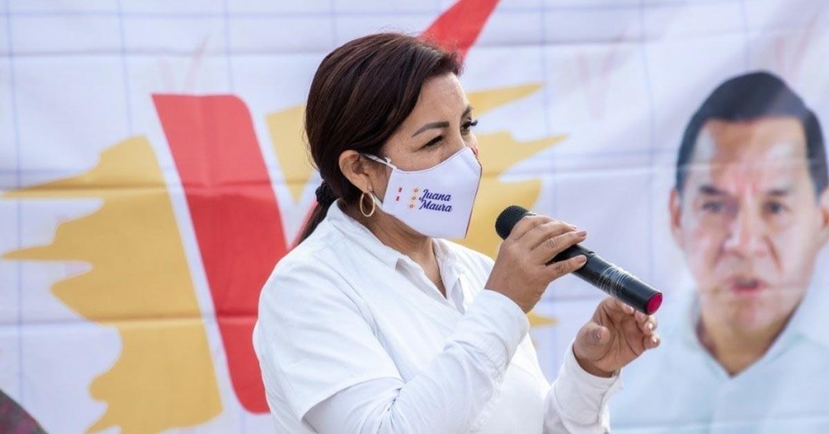 UPP: Juana Umasi promete mejorar el primer nivel de atención de salud